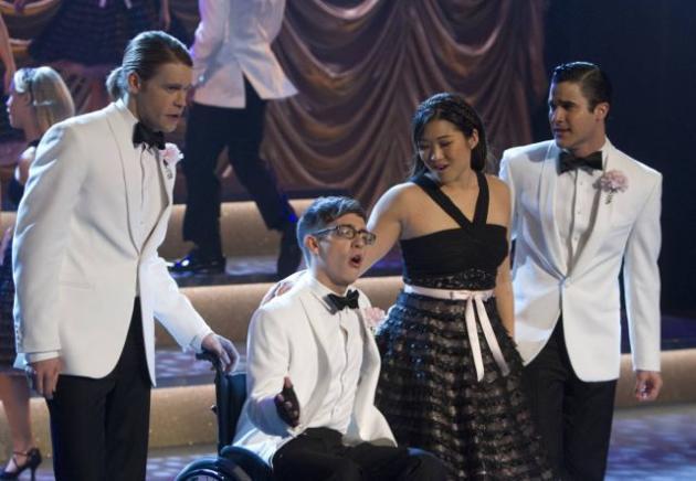 Glee in Los Angeles