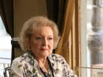 Betty White Guest Stars on Bones