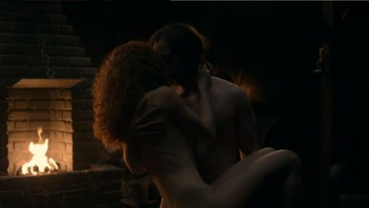 Finding Each Other - Outlander Season 4 Episode 8