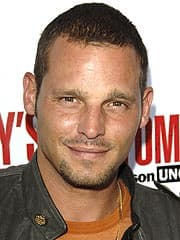 Justin Chambers: Cast Working Things Out