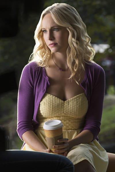 Sullen Caroline - The Vampire Diaries Season 6 Episode 7