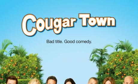 Cougar Town Season 3 Poster
