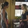 Sporty Spice and Baby Spice - Pretty Little Liars Season 5 Episode 18