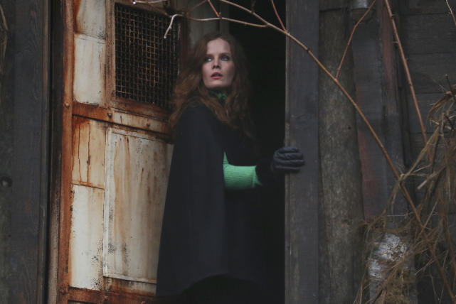 Zelena's Frightened! - Once Upon a Time Season 6 Episode 18