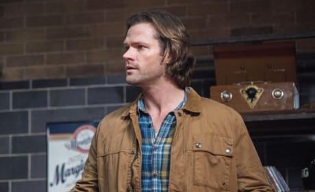 Unsure Sam - Supernatural Season 13 Episode 16