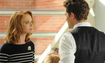Glee Spoilers: Emma to Move on From Will