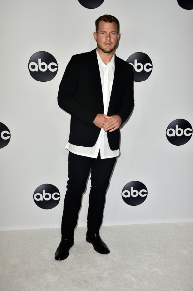 Colton Underwood Attends ABC Event