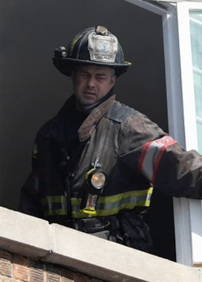 Severide mixed emotions - Chicago Fire Season 9 Episode 8