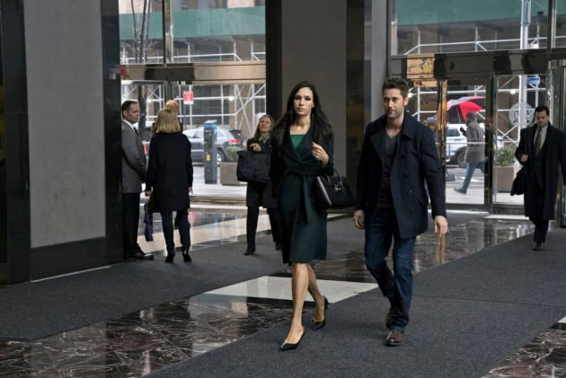 Off to Work - The Blacklist: Redemption Season 1 Episode 1