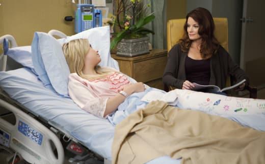 Ashley and Hanna