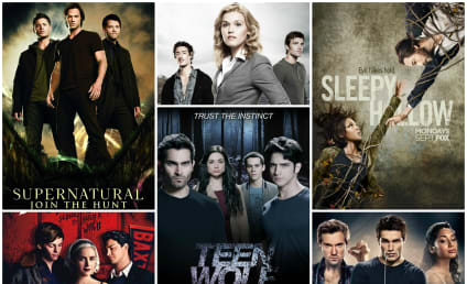 Our Favorite Supernatural Series of the Decade