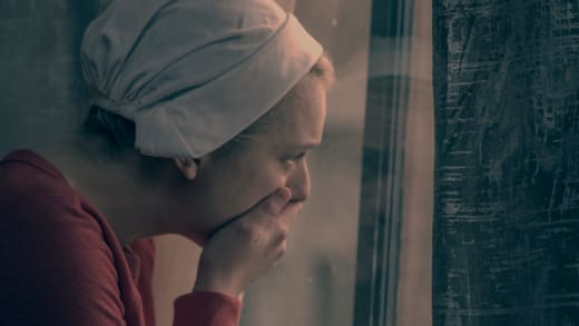 Horror in the Streets - The Handmaid's Tale Season 2 Episode 7