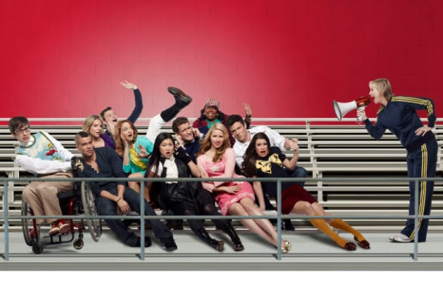 Glee Promotional Photo