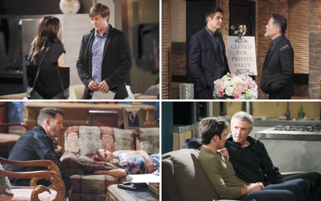 Will visits abigail and ben days of our lives