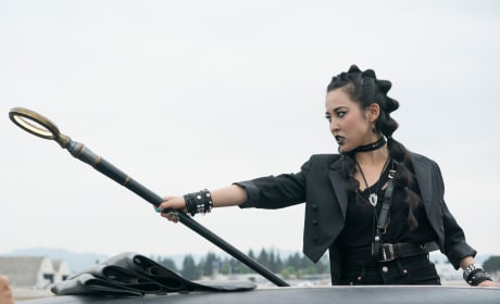 Staff of One - Marvel's Runaways Season 2 Episode 3