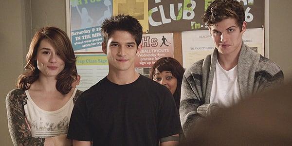 Allison, Scott and Isaac