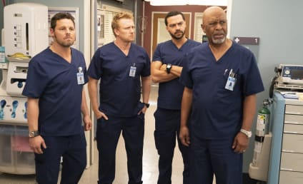 Grey's Anatomy Season 15 Episode 13 Review: I Walk the Line