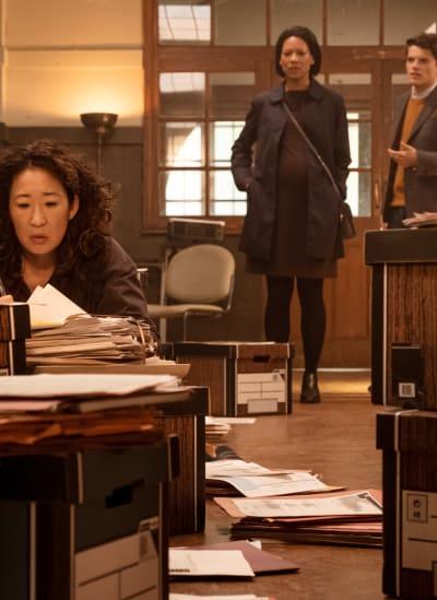 Stumbling Into a Mess - Killing Eve Season 2 Episode 4