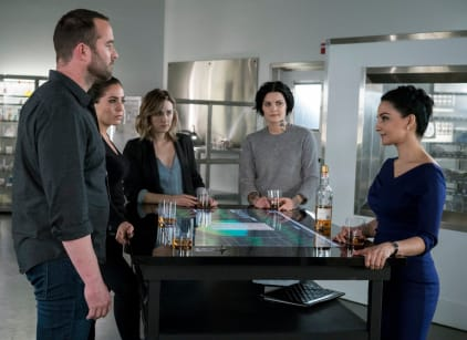 Watch Blindspot Season 2 Episode 18 Online