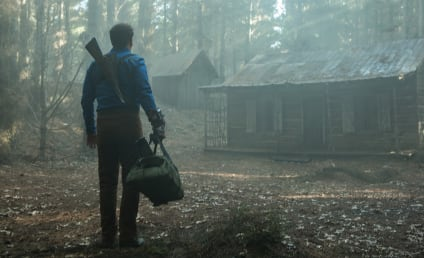Ash vs Evil Dead Season 2 Episode 9 Review: Home Again