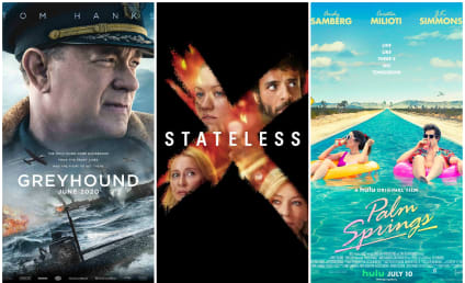 What To Watch: Greyhound, Stateless, Palm Springs