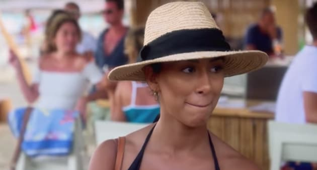 Sara Is Scared to Go Home - Lindsay Lohan's Beach Club