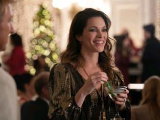 Amanda Has A Drink - Cobra Kai Season 3 Episode 9