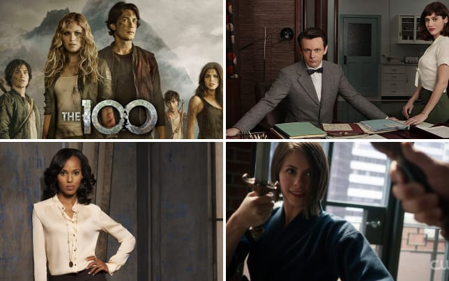 17 shows that fly the feminist flag the 100