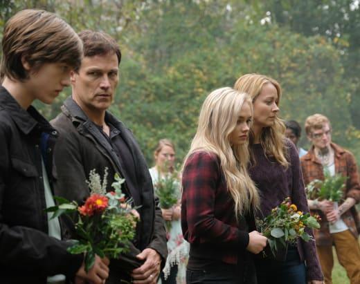 Saying Goodbye - The Gifted Season 1 Episode 11