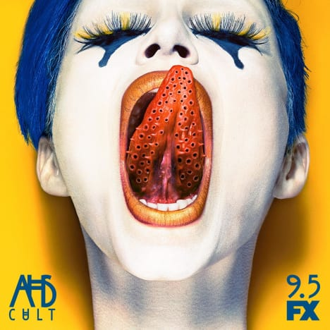 AHS Cult Poster - American Horror Story