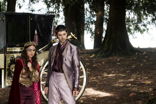 Margo and Eliot Get A Surprise - The Magicians Season 3 Episode 6