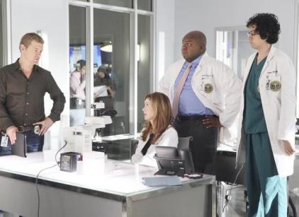 Watch Body of Proof Season 2 Episode 12 Online