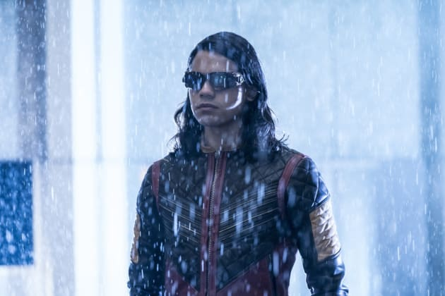 Vibe Arrives  - The Flash Season 3 Episode 14