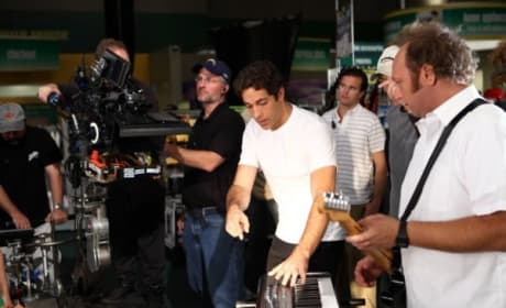 Zachary Levi Directing