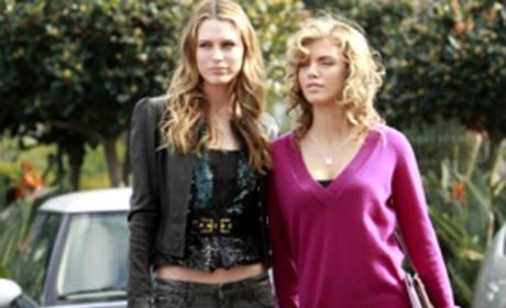 Jen and Naomi