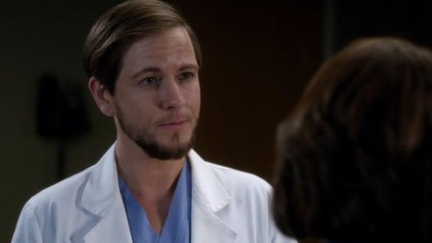 Casey Parker - Grey's Anatomy