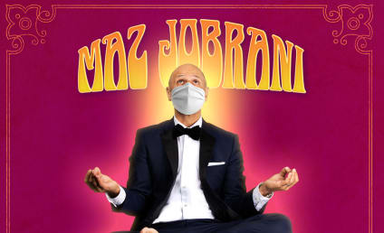 Keeping It Fun and Funny: Maz Jobrani Talks Pandemic, Passions, and Podcasts