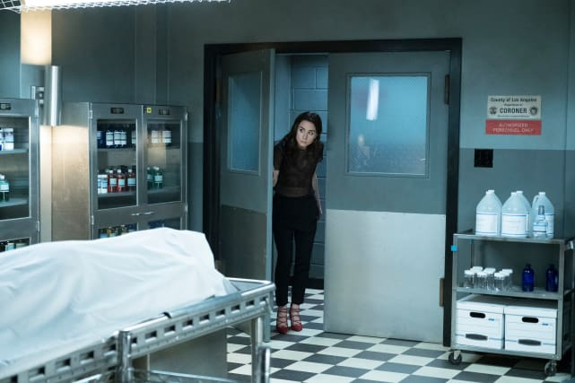 Anybody Home? - Stitchers Season 3 Episode 2