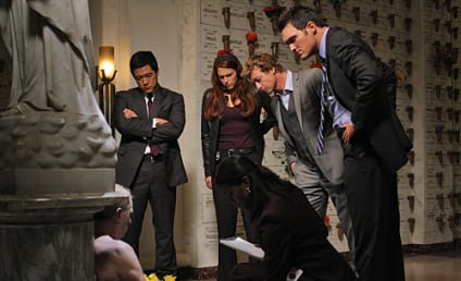 The Mentalist: Syndicated for TNT