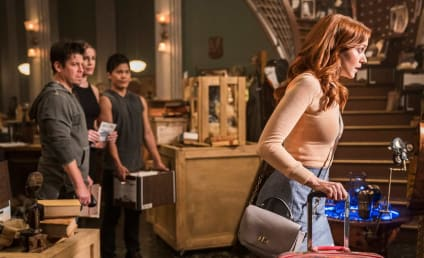 The Librarians Season 4 Episode 8 Review: And the Hidden Sanctuary