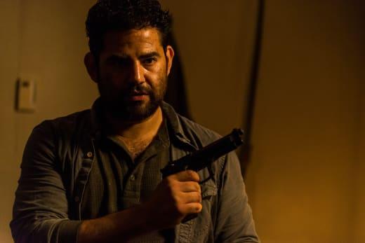 A Changed Man - The Walking Dead Season 8 Episode 3