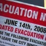 Evacuation Notice
