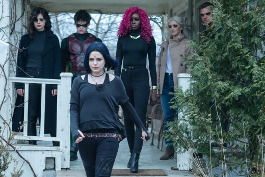 Titans Season 2 Episode 1 Review: Trigon - TV Fanatic