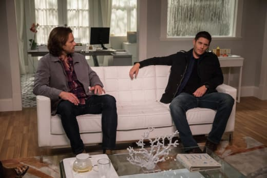 Therapy hour - Supernatural Season 13 Episode 4