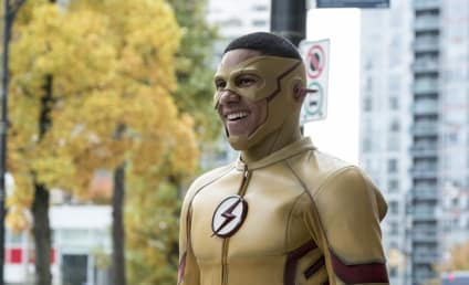 Legends of Tomorrow: Wally West Slips into Empty Seat on the Waverider