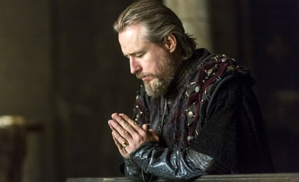 Vikings Review: Athelstan's Crucifixion