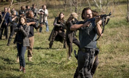 The Walking Dead Showrunner Confirms Major Comic Book Moment