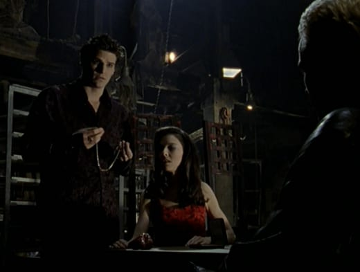 Valentine's Day Gifts - Buffy the Vampire Slayer Season 2 Episode 16