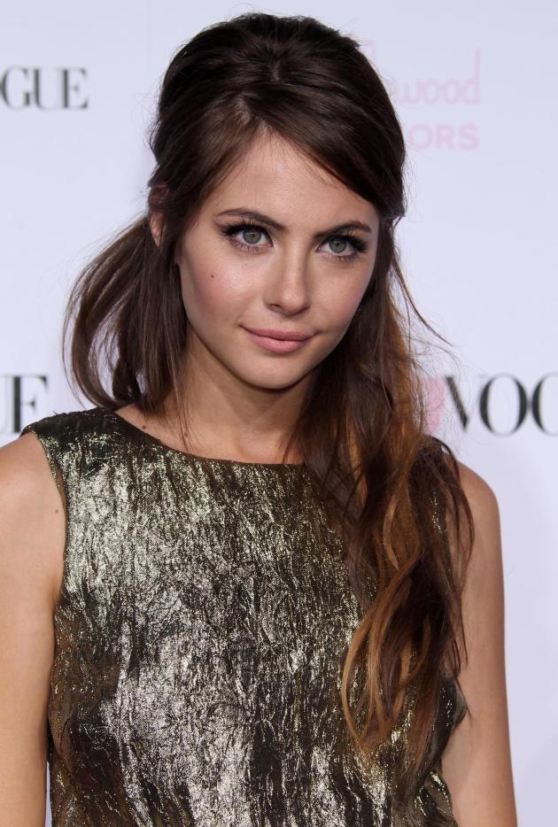 Willa Holland Photograph