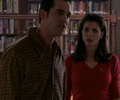 Jenny's Last Wish - Buffy the Vampire Slayer